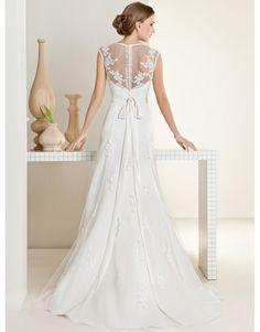 vestido de novia CARMEN - Colección 2015