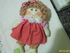 1a boneca de pano
