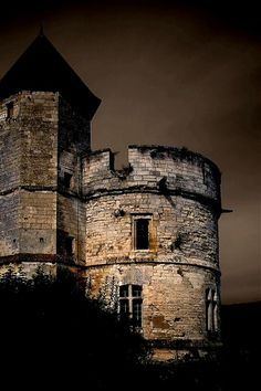 Abandon chateau in France