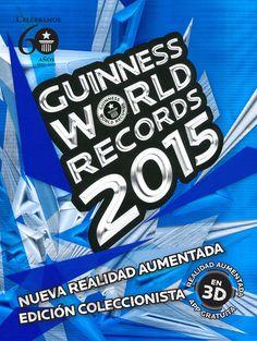 Guinness world records 2015 [Barcelona] : Planeta, cop. 2014