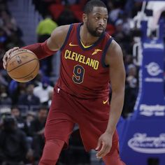 Cleveland Cavaliers guard Dwyane Wade said Tuesday that he wants to continue coming off the bench when guard Isaiah Thomas returns from injury. According to Joe Vardon of Cleveland. Cavs Wallpaper, Cleveland, Isaiah Thomas, Dwyane Wade, Lineup, Tank Man, Bench, Nba