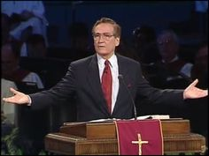 Adrian Rogers: Predestined for Hell? Absolutely Not! [#2065]