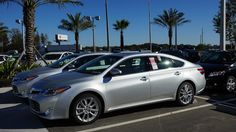 Did you know that the Orlando Toyota Avalon was named a Best Family Car of 2013 by KBB.com? It took spot #6 on the list, and there's plenty of reasons why - find out more at Toyota of Orlando! We've got plenty of the 2013 Toyota Avalon for you to explore!   http://blog.toyotaoforlando.com/2013/05/two-new-toyota-in-orlando-named-best-family-cars/