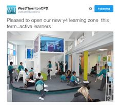 The wonderful West Thornton school has transformed itself - see also their video (click VISIT) posted to help the new NSW Parramatta school in its journey to excellence.