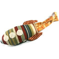 Dog Toy Rocket by wagsandwiggles on Etsy, $12.99