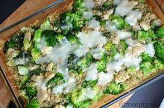 Výborná zapekaná quinoa s brokolicou a kuracím mäsom - zdravý fitness recept