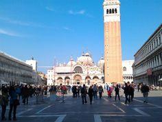 Piazza S.Marco- Venezia