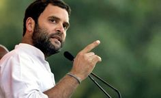 Rahul Gandhi, a recorded tape, you will die to hear something new