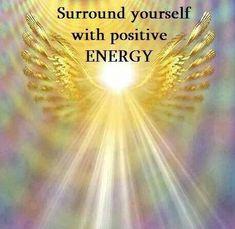 Surround yourself with Positive Energy. balancedwomensblog.com