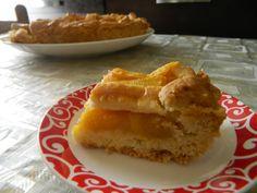 in cucina con vanna: Crostata ai percochi