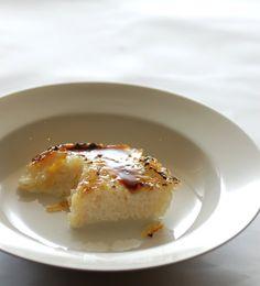 Budino di Riso Dolce LEGGI LA RICETTA ► http://www.dolciricette.org/2013/01/budino-di-riso-dolce-ricetta.html