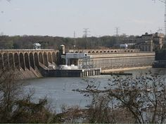 Welcome to the City of Florence, Alabama  Wilson Lock and Dam