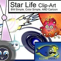 BW Star Clip Art