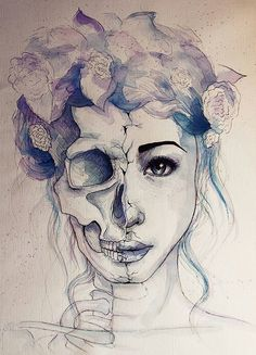10 Best Half Face Drawing Images Disney Drawings Cool Drawings Draw