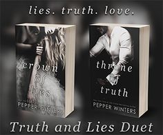 Throne of Truth is only hours away from hitting ereaders everywhere! Have you read Crown of Lies yet? :)
