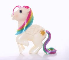 Starshine. Rainbow Pony. Year 2. 1983-84.