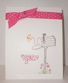 FS151 - Stamps: Sending my Love (Unity) - 2009