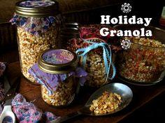 Homemade Granola as Gift