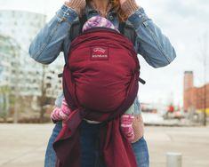 Manduca Duo, wrap țesut și marsupiu ergonomic North Face Backpack, The North Face, Bags, Design, Fashion, Handbags, Moda, Fashion Styles