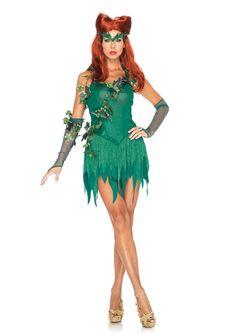 costume direct poison ivy vicious vixen womens costume 12995 http