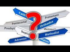 Catholic vs Protestants, Methodist, Baptist - Explained - YouTube