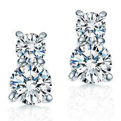 DROP SHIPPING romantic zircon bear stud silver earrings for women stud earring female