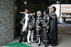 Cosplay in Tokyo via michael-day on Flickr
