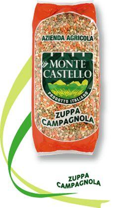 Monte Castello - Confezione Zuppa Campagnola