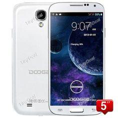 "DOOGEE VOYAGER DG300 5"" IPS MTK6572 Android 4.2.2 Dual Core Phone   5MP CAM (512MB RAM   4GB ROM) P07-DG300"