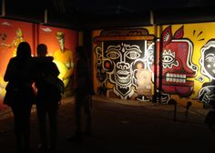 Murals in Wynwood Arts District #streetart #wynwood #miami