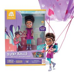 Ruby On Rails, Marie Curie, New Dolls, Barbie Dolls, Toys For Girls, Kids Toys, Help Teaching, Jouer, Craft Work