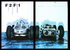 #Porsche formula 1 804 f2 718 racing car calendar photo poster #double #print,  View more on the LINK: http://www.zeppy.io/product/gb/2/291847283317/