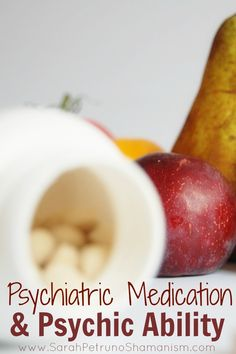 Can taking psychiatric medication affect your psychic ability?