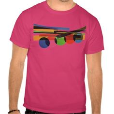 Fantastic geometrical abstract style Tshirt design T Shirt, Hoodie Sweatshirt