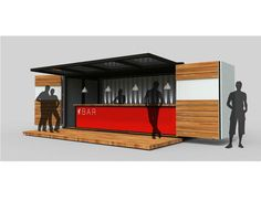 Whitecrate – Shipping Container Conversions, Up-cycled Second Life Structures available for immediate rental and purchase » BAR