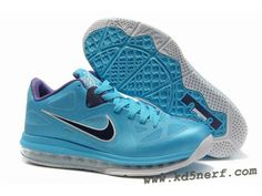 newest c67c1 88682 Nike Air Max Lebron 9 Low Shoes Blue Purple 2013 Lebron 9 Shoes, Nike Lebron