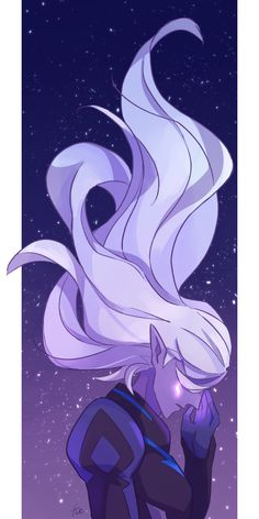 okay — sparkly space elves