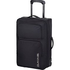 01c46df970 Dakine Carry On Roller Bag Black 36 L     This is an Amazon Affiliate