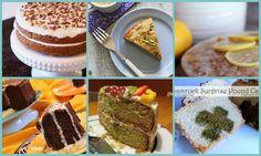 A Zest for Zucchini … Over 60 Gluten-Free Zucchini Dessert Recipes! via AllGlutenFreeDesserts.com You will love all these choices!