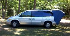 Welcome to MinivanCamper.Info!, The $350 Do-It-Yourself RV Conversion For Your Minivan