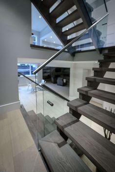 Image result for open staircase House Layout Design, House Layouts, Open Staircase, Stairs, Image, Home Decor, Stairway, Decoration Home, Room Decor