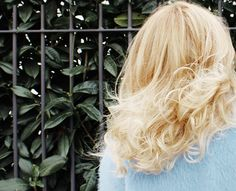 BLONDE: show beauty show dry - blow dry in London <3 (See more on the beauty blog!)