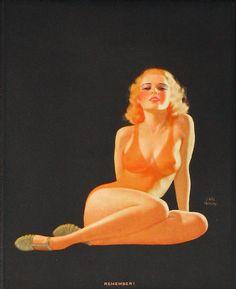 Rare 1935 Earl Moran