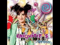 chiquititas 2006 - disco completo. - YouTube