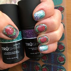 Proven targeted nutritional supplements, amazing nail designs, and unmatched opportunities for a home-based business. Jamberry Style, Jamberry Nail Wraps, Manicure Images, Disney Nails, Gel Color, Pedi, Cute Nails, Beauty And The Beast, Acrylics