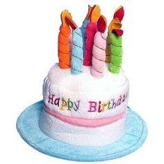Gorro de Cumpleaños    Con este Gorro de Cumpleaños con velas sorprenderá a todos los asistentes de cualquier fiesta de cumpleaños.