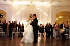 Awesome Wedding Venue - Majestic looking First Dance #bellemer #newport #weddings