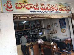 Sri balaji medical agencies | Whosale medical distribution | Zonalinfo