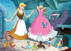 Images of Cinderella from the film of the same name. Cinderella Pictures, Cute Disney Pictures, Images Disney, Disney Princess Pictures, Walt Disney, Disney On Ice, Disney Wiki, Disney Characters, Disney Magical World