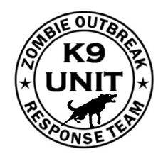 97 best qarthian zombie response team images cars zombies apocalypse 1997 Jeep Cherokee Lifted zombie outbreak response team k9 unit decal 1